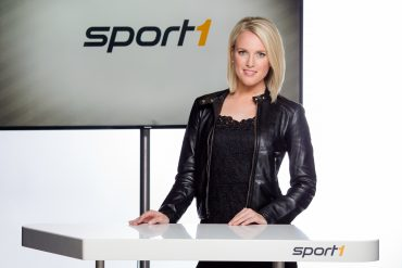 Ruth Hofmann Sportmoderatorin