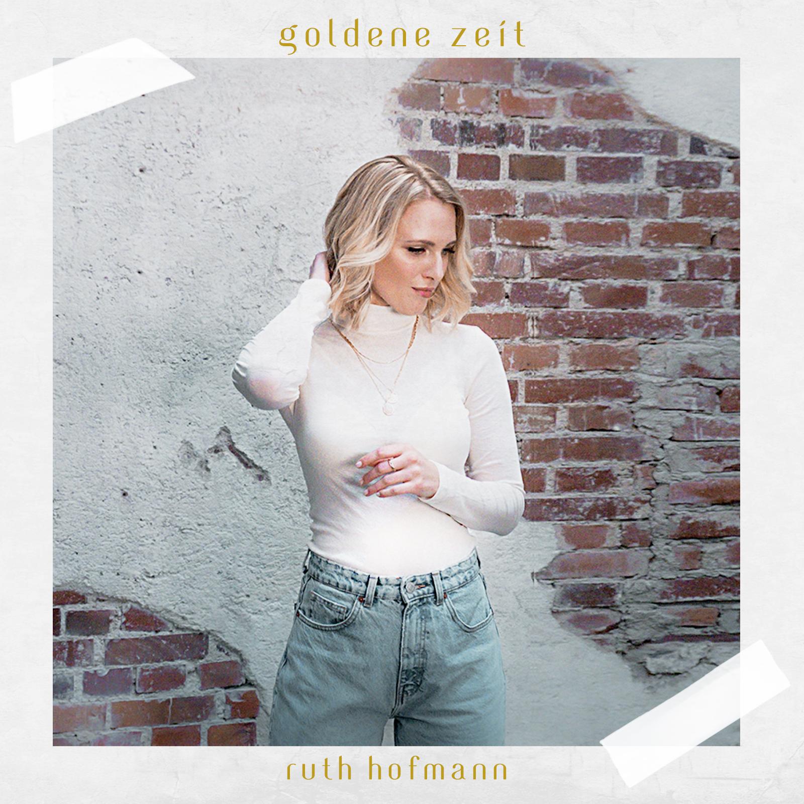 Ruth Hofmann - Goldene Zeit Cover