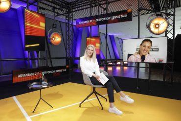 Porsche Tennis Talk